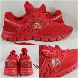RBX Live Life Active Tripple Red Athletic Mens